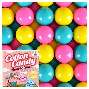 ZED Cotton Candy Gumballs