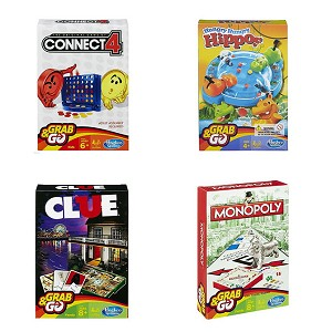 Hasbro Assorted Grab & Go Games