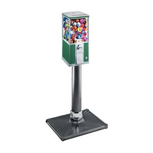 Northern Beaver 20 Bulk 2-inch Toy Capsule Vending Machine w/Beaver BS250 Stand