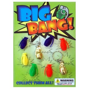 Big Bang Toy Hand Grenades
