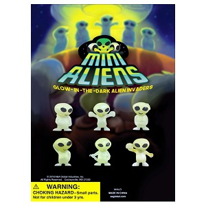 Glow-in-the-Dark Aliens