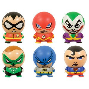 DC Comics Buildable Figurines