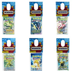 Hanging Pokemon Booster Kit