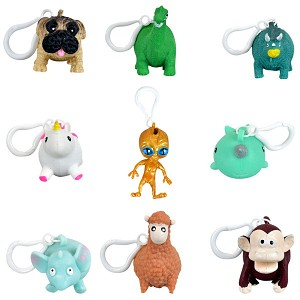 Pooping Animals 3-inch Prize Balls